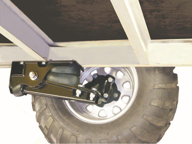 Timbren® Axle-Less Suspension -  1,200 lb Capacity/Pair