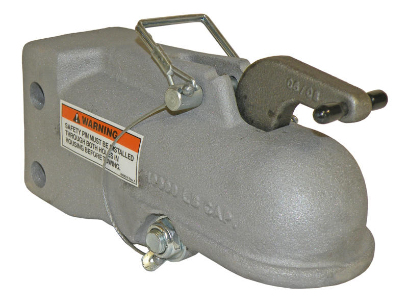 Adjustable 2 Inch Cast Coupler