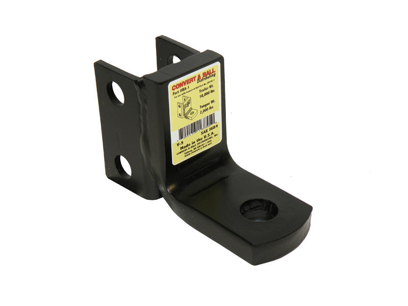 Convert-A-Ball Adjustable Cushioned Hitch System - Ball Mount Adapter Only