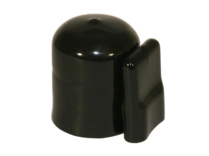 Hitch Ball Cover with 4-Flat Plug Holder