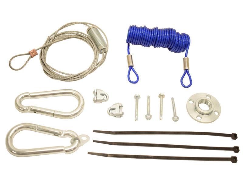 BrakeLock III Breakaway Kit For BrakeSafe And AutoStop Supplemental Braking Systems