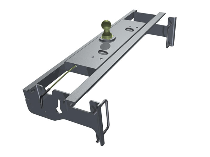 B&W Turnover Ball™ Gooseneck Hitch