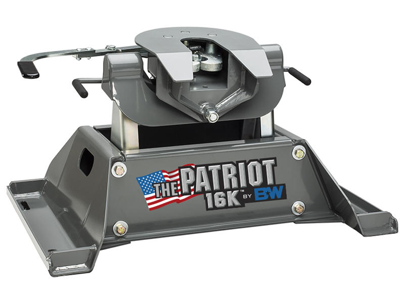 B&W Patriot 16K 5th Wheel Hitch
