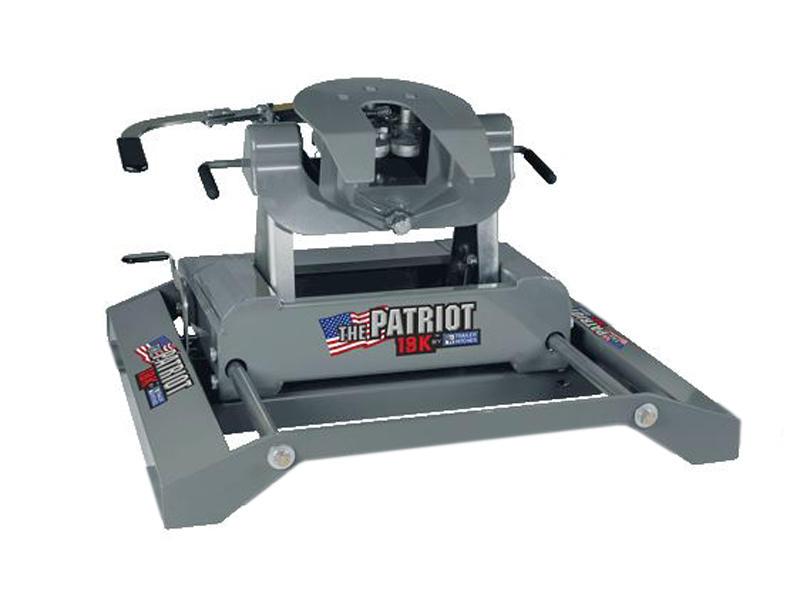 Patriot 18K Slider Fifth Wheel Hitch