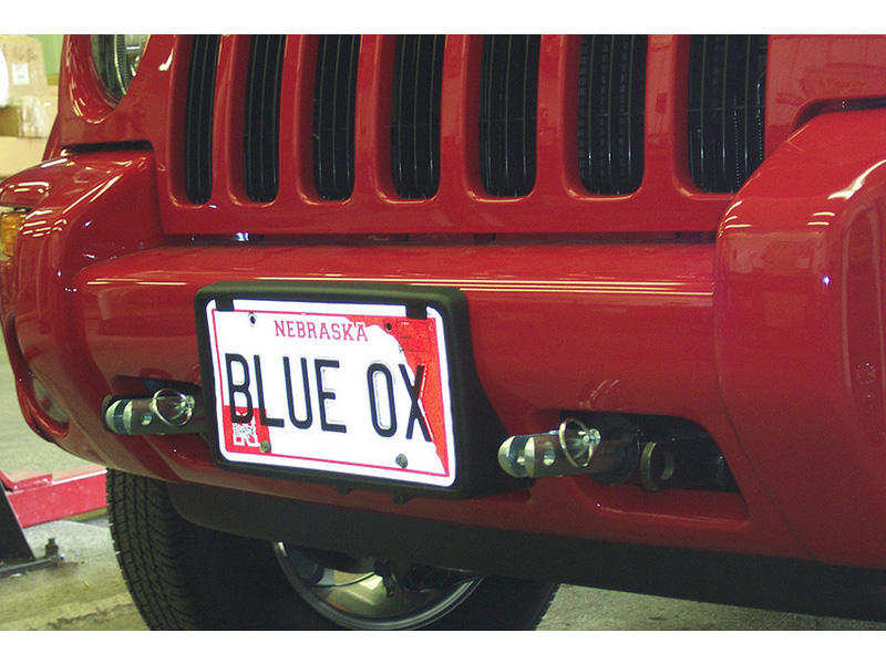 Blue Ox BasePlate/Brackets