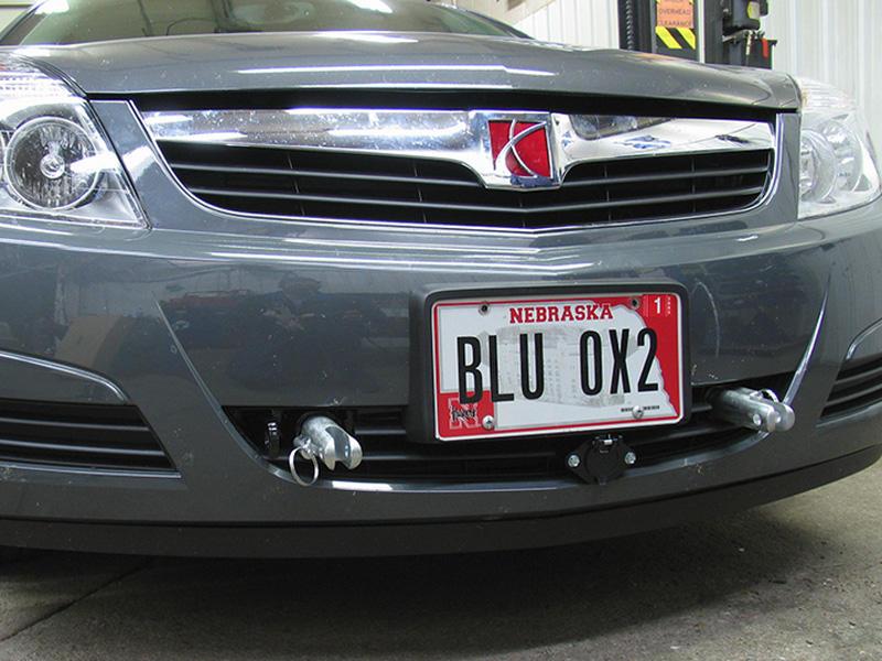 Blue Ox BasePlate/Brackets