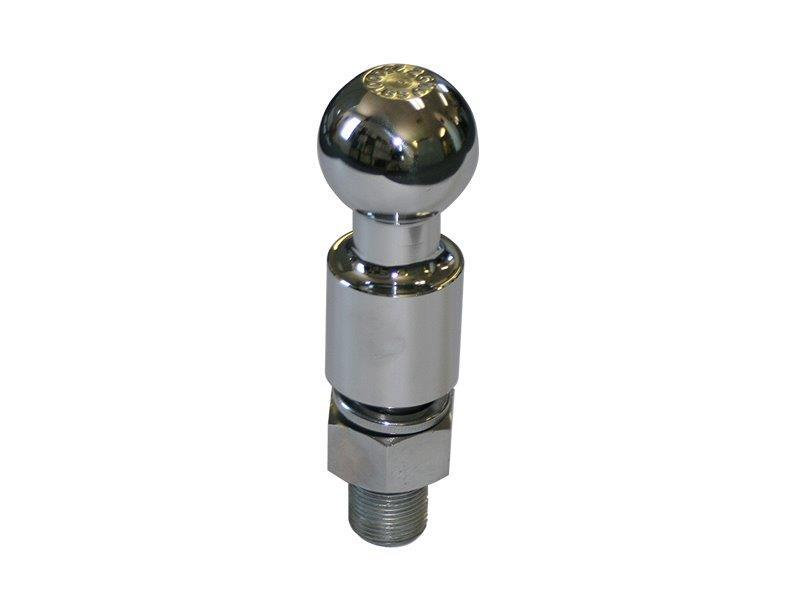 "2-5/16"" Hitch Ball - 2"" Rise"