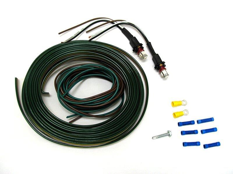 Blue Ox Tail Light Wiring Kit - Red L.E.D.