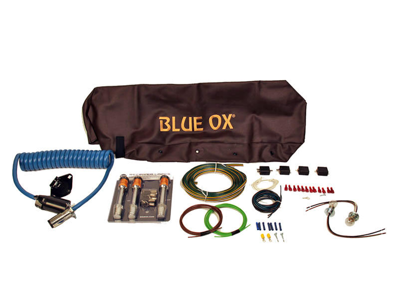 Blue Ox Towing Accessory Kit for Avail Tow Bars
