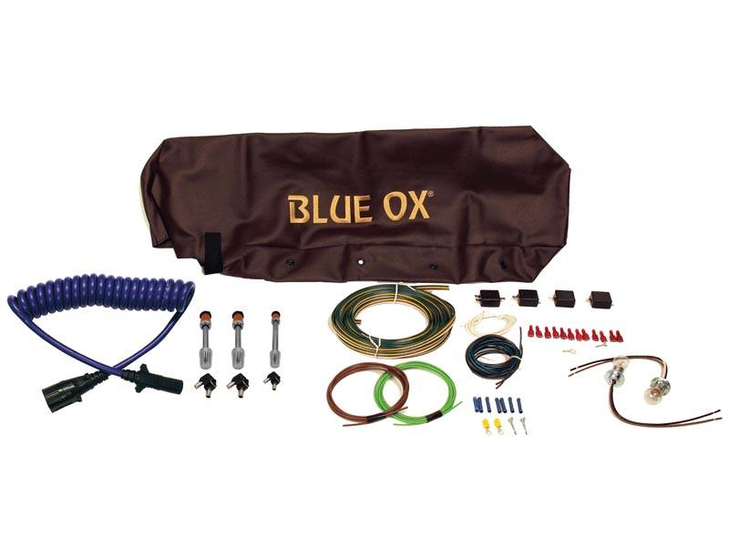 Blue Ox Towing Accessory Kit for Apollo Tow Bars