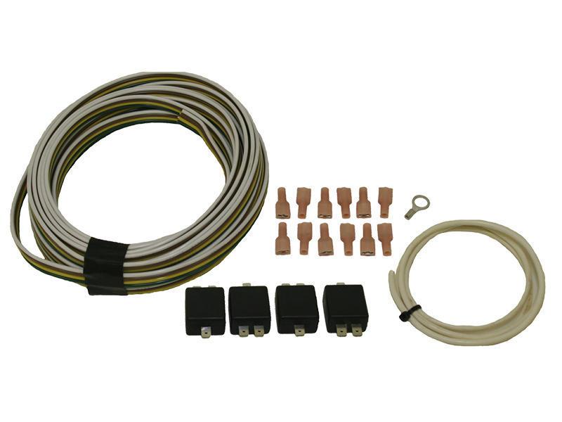 wiring kit, 4 diodesBlue Ox Tow Bar Wiring Kit 4 Diodes Blue Ox Tow Bar Wiring Bx8848 #3