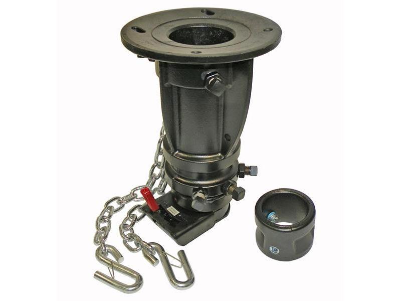 Fifth Wheel To Gooseneck Hitch >> Fifth Wheel To Gooseneck Coupler Adapter