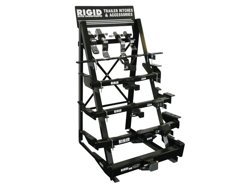 Hitch and Accessories Display Stand