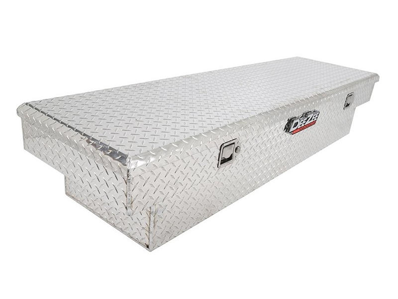 DeeZee Red Series Single Lid Low Profile Tool Box