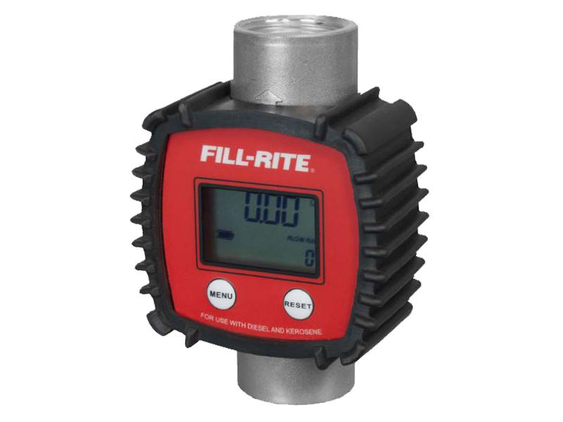 Fill-Rite In-Line Digital Meter for Diesel Fuel or Kerosene Only