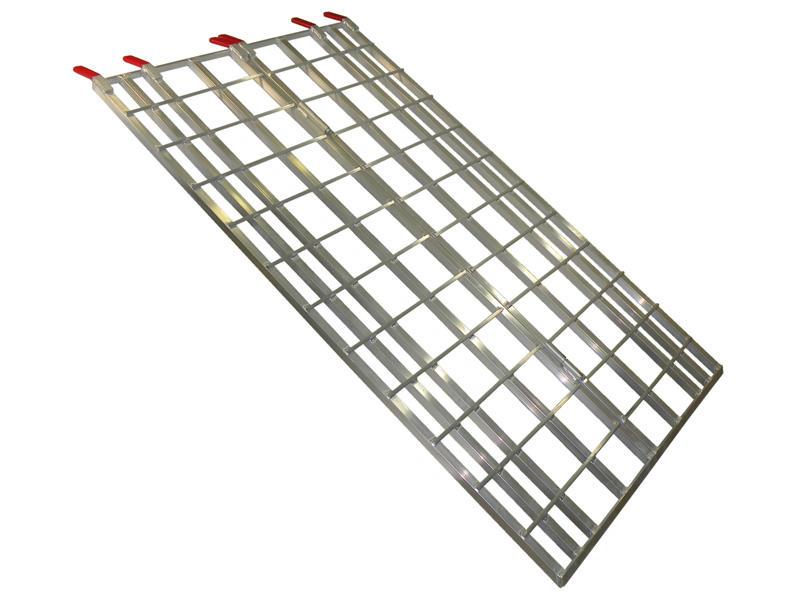 Aluminum Bi-fold Loading Ramp - 6 feet long x 40
