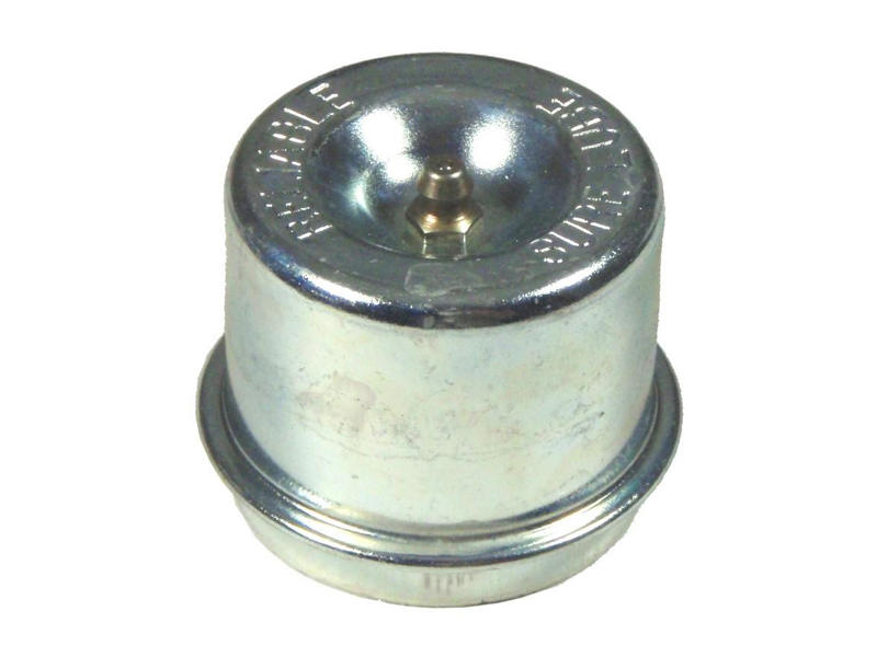 Grease Cap With Zerk Fitting