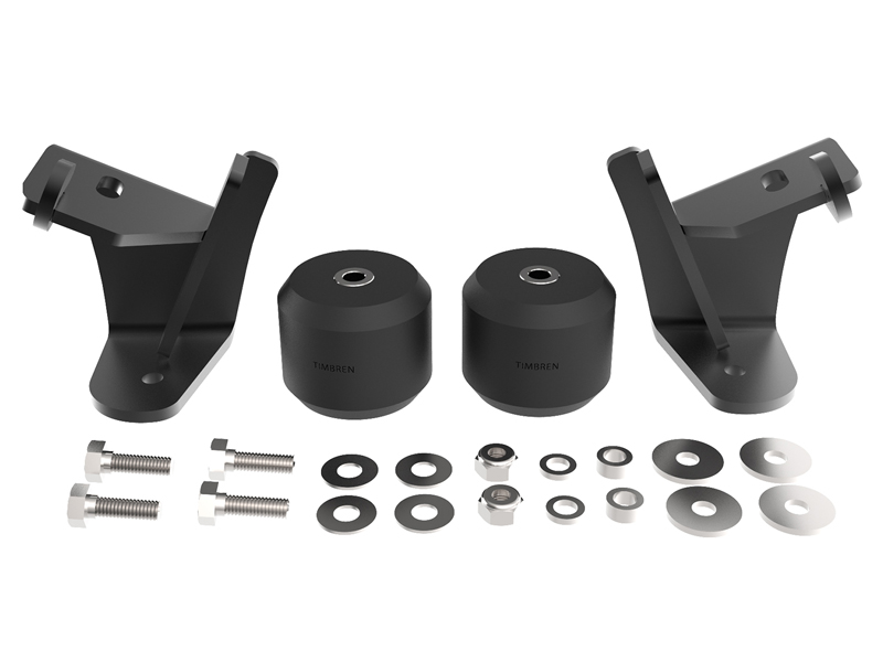 Timbren Suspension Enhancement System® - Front Axle