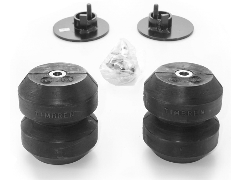 Timbren Suspension Enhancement System® - Rear Axle