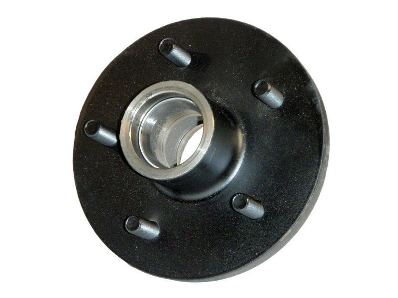 "Trailer Hub For 1-3/8"" To 1-1/16"" Tapered Spindles"