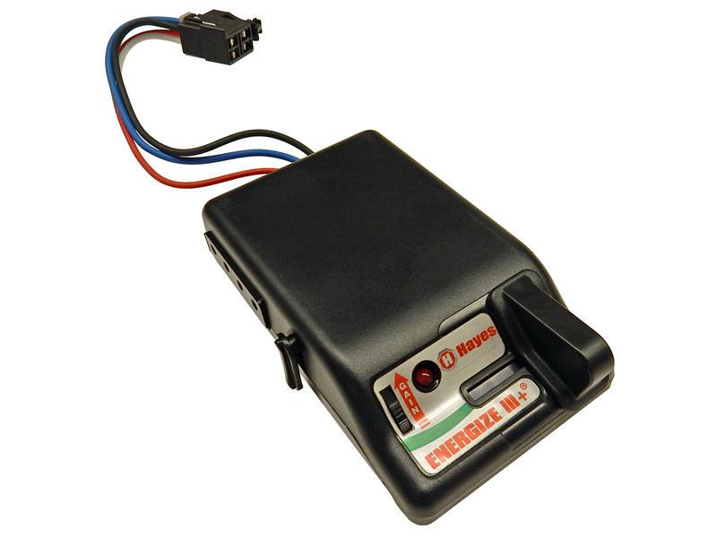 Hayes Energize III+ Brake Controller - Bakers Dozen