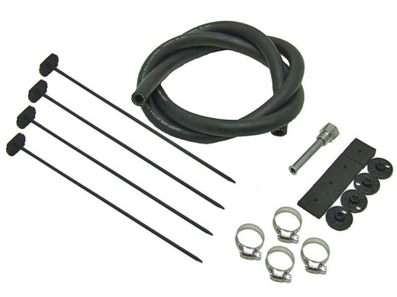 Transmission Hose & Remount Kit