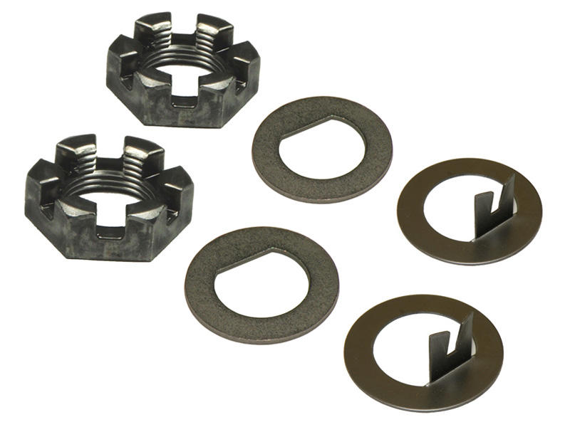 Spindle Nut and Washer Kit