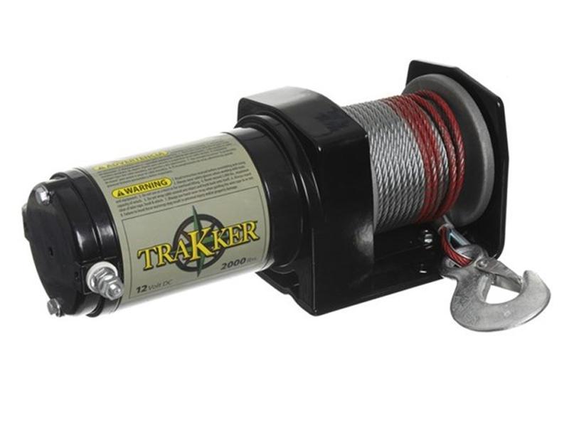 Trakker ATV/Utility Winch