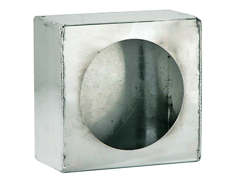 Stainless Steel Mounting Box For 4 Inch Round Lights