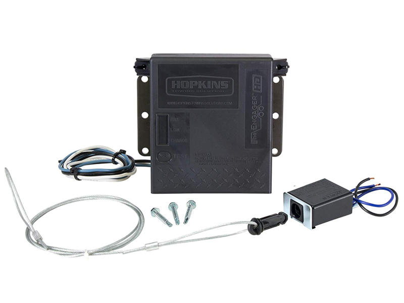 Engager Breakaway System With Charger
