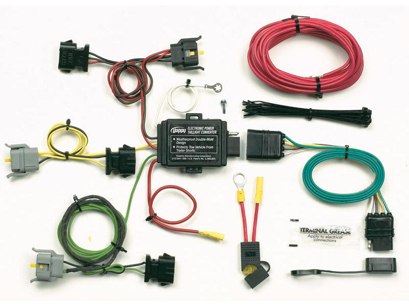 hopkins lm 40315 hopkins vehicle wiring harness rh reese hitches com hopkins wiring harness dealers hopkins wiring harness 40965