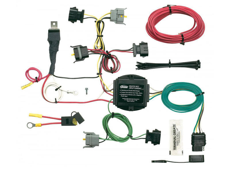 Hopkins Vehicle Wiring Harness on