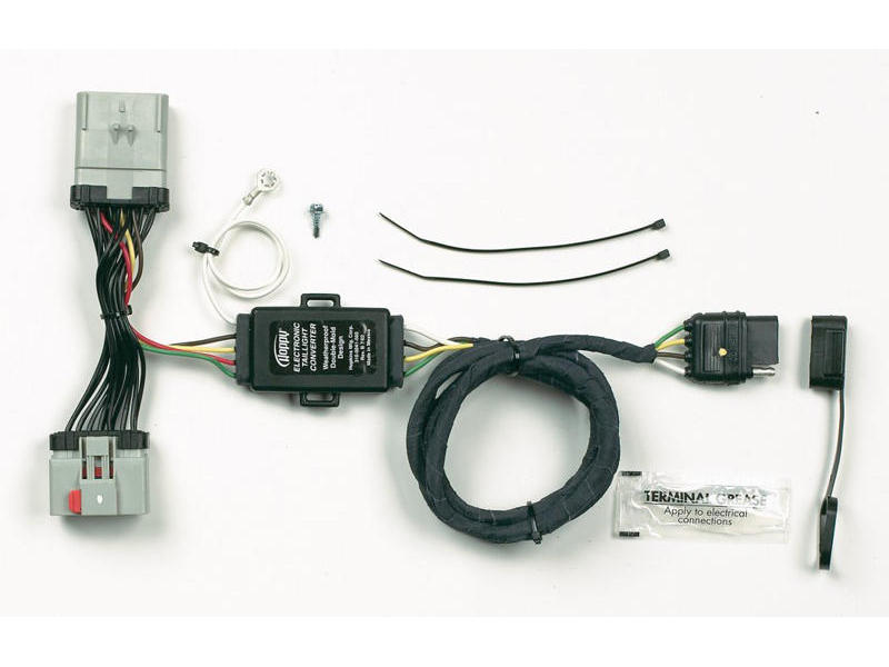 Hopkins Vehicle Wiring Harness