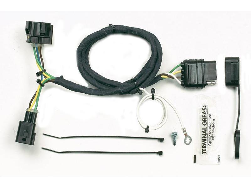 Hopkins Plug In Simple Vehicle Wiring Kit