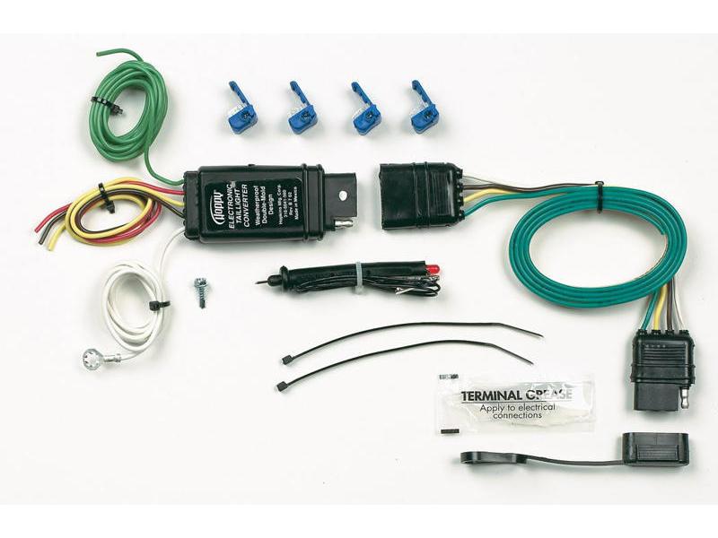 Hopkins lm 46155 tail light converter universal kit tail light converter universal kit freerunsca Images