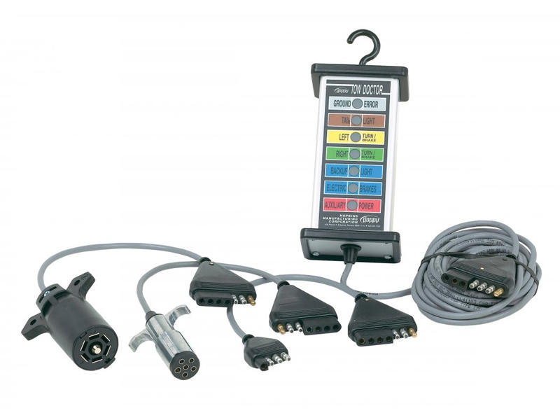 Tow Doctor™ Vehicle Tester Kit