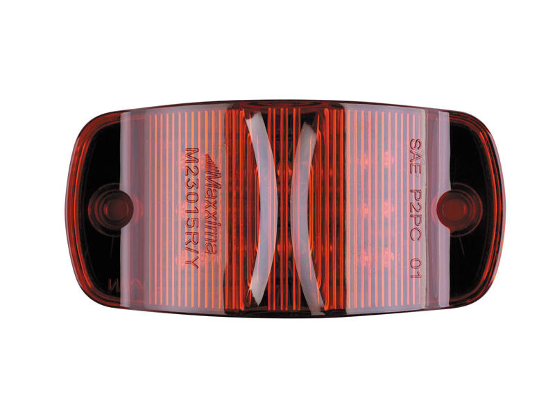 """4"""" Red LED Combination Clearance Marker Light"""