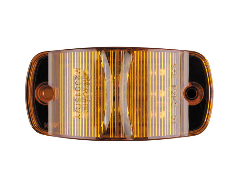 """4"""" Amber LED Combination Clearance Marker Light"""