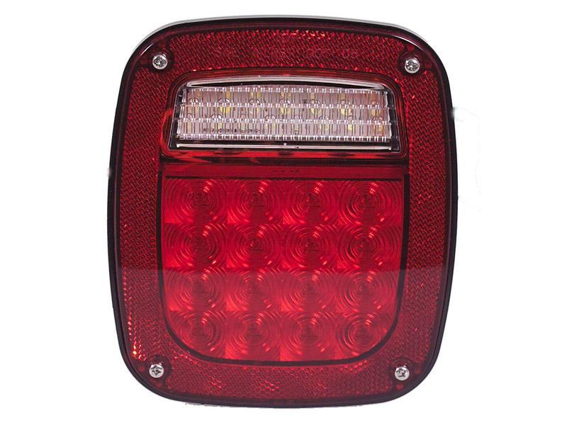 Heavy-Duty LED Combination Tail Light