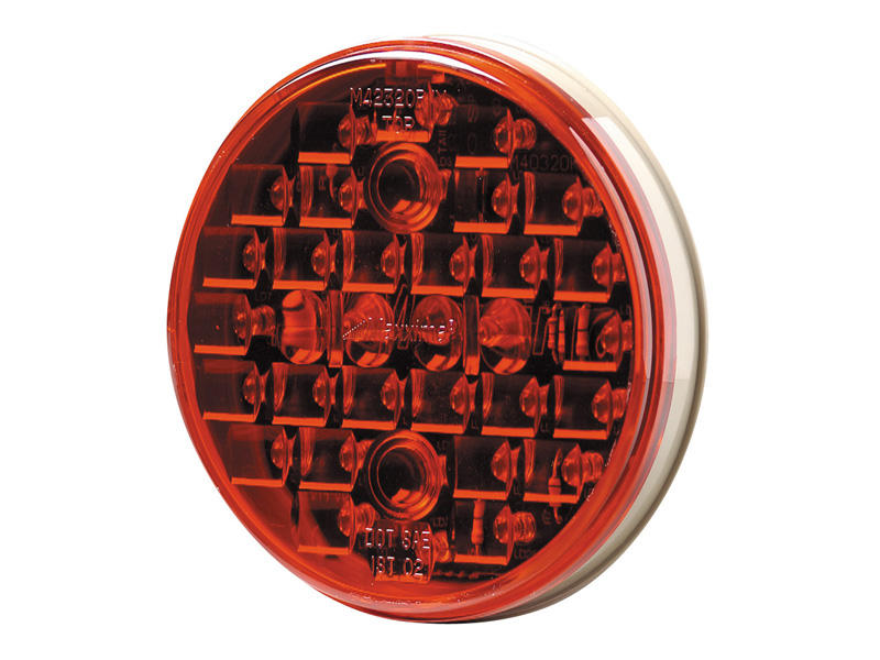 4 Inch Round LED Tail Light