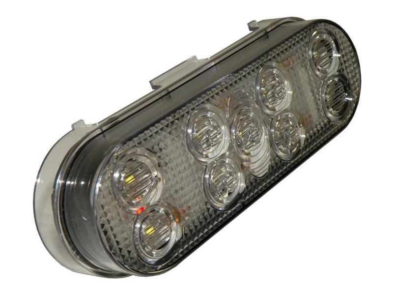 6 inch Oval LED Back-Up Light
