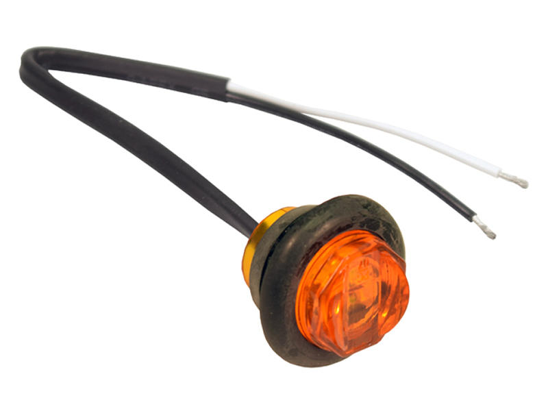 Uni-Lite Sealed LED Marker/Clearance Light- Amber
