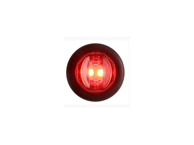 Uni-Lite Sealed LED Marker/Clearance Light - Red