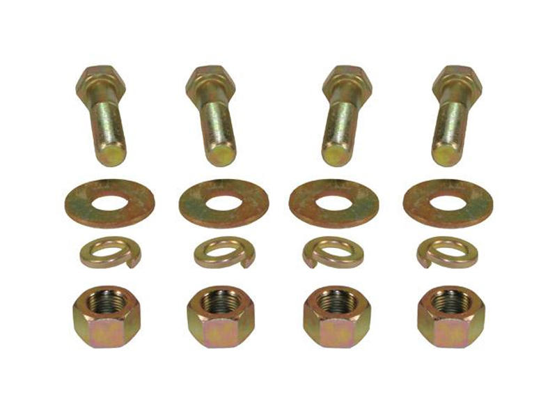 Pintle Hook Mounting Bolt Kit