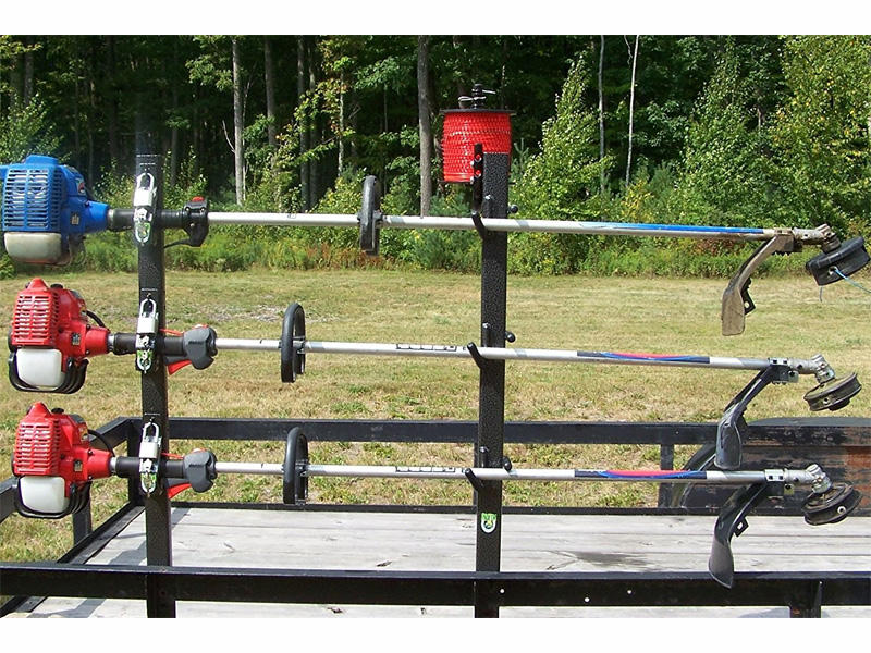 3-Place Trimmer Rack