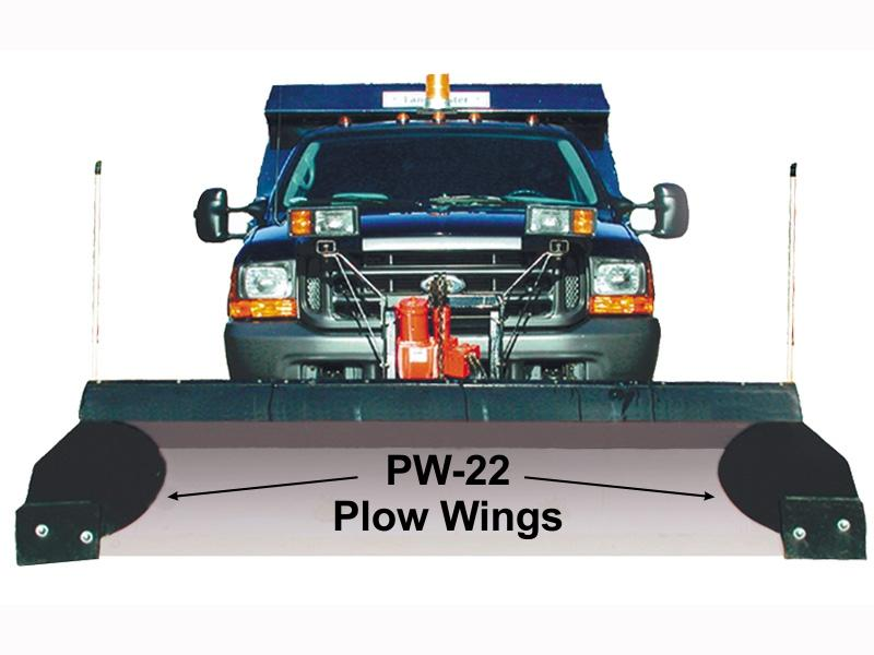 Pro-Wing Plow Attachment