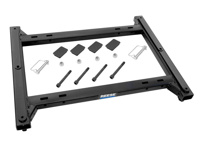 Fifth Wheel Rail Kit Mounting Adapter For RAM