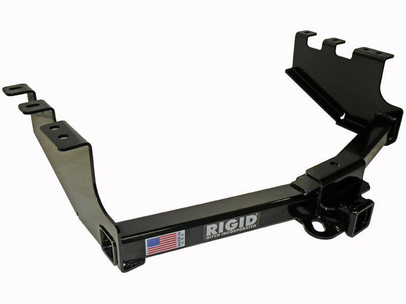 Class IV, Custom Fit Trailer Hitch Receiver