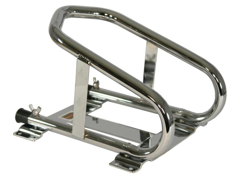 ra 17ss stainless steel motorcycle wheel chock