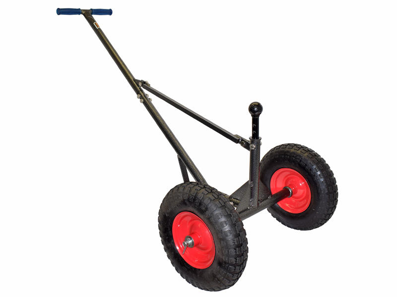 Multi-Use Trailer Dolly with Pneumatic Wheels